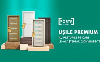 Promotie usi Premium