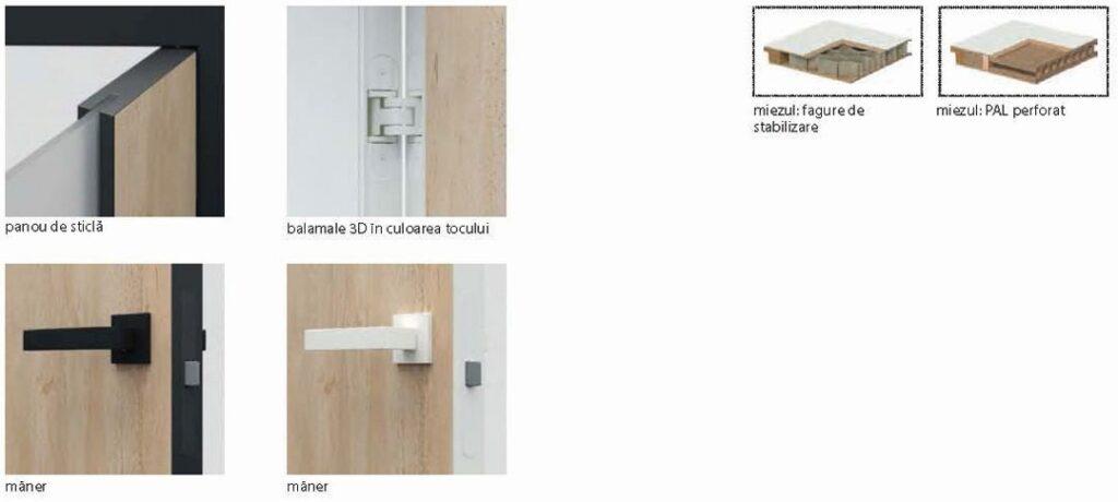 Porta LOFT ofera nenumarate posibilitati de a crea un interior atractiv